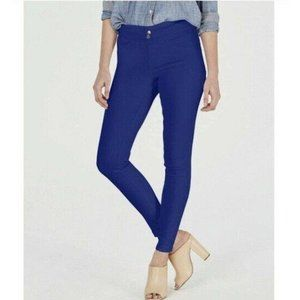 HUE Original Smoothing Denim Leggings Sailor Blue